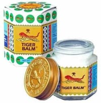 Tiger Balm Ointment For Pain Relief