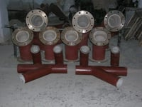 Wear Resistant DRC Pined Pipes