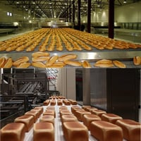 Complete Automatic Toast Bread Production Line