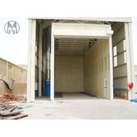 Downdraft Paint Booth