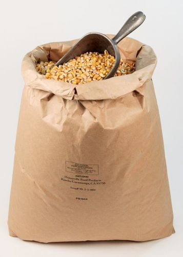 Yellow And White Maize