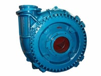 Dredging Single Suction Cantilever Pump
