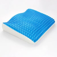 Orthopedic Cooling Gel Memory Foam Seat Cushion