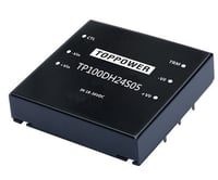 Isolated Wide Input Voltage Converter