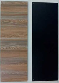 Light Weight Prelaminated Particle Board