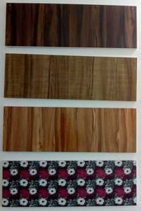Printed Laminated Particle Board