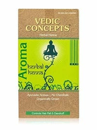 Vedic Concepts Herbal Henna with Precious Herbs