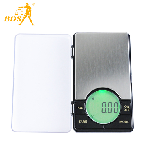 Bds-Es Jewelry Pocket Precision Scale Accuracy: 0.01 mm