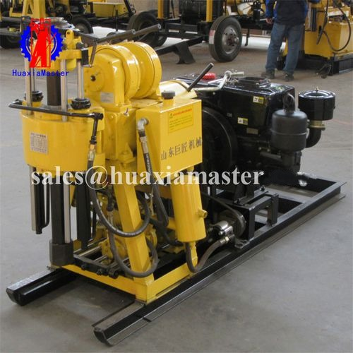 Hydraulic Drilling Rig HZ-130Y Water Well Drilling Machine in Jining