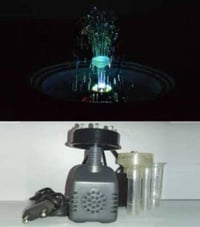 Small And Beautiful Ring Fountain