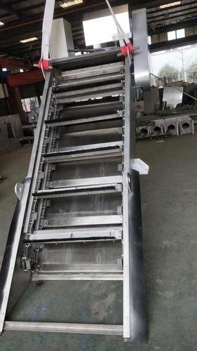 Mechanical Rotary Brush Screen