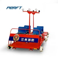 Battery Operated Transport Railway Inspection System Maintenance Vehicle