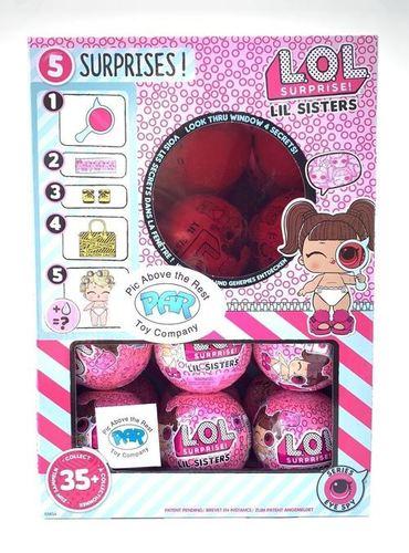 LOL Surprise Lil Sisters Eye Spy Series Baby Toys
