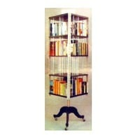 Revolving Reference Book Stand