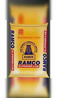 Opc Ramco PPC Cement