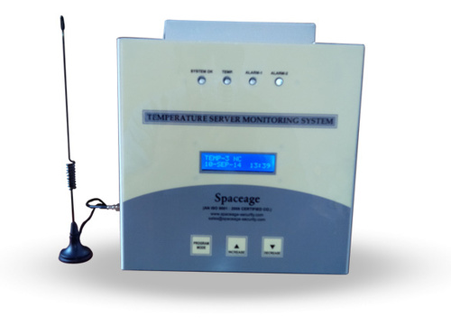 Temperature Humidity Monitoring and Alert System