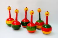 Wooden Colorful Channapatna Toys