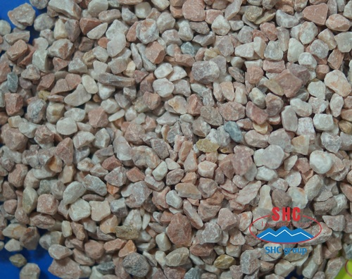 Decorative Pink Pebbles Stone