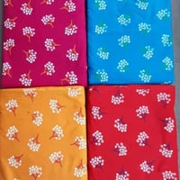 Jaipuri Print Cotton Running Fabric