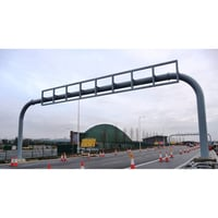 Road Gantry Poly Gram Structure