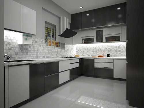 L Shaped Modular Kitchen In Bengaluru Karnataka Dealers Traders,Kitchen Drawer Organizer Ikea