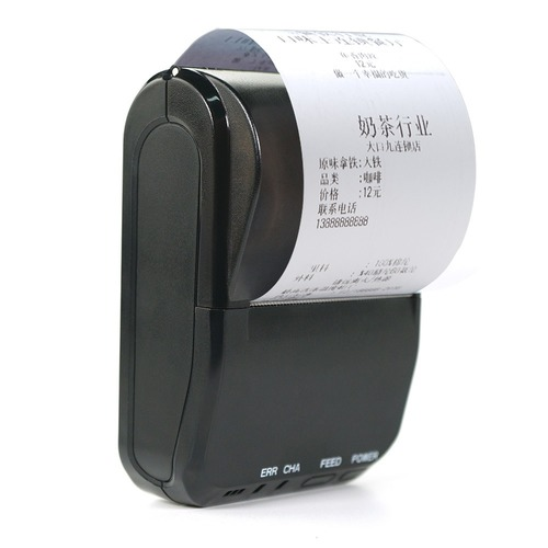 Puty New 58SHandheld Thermal Receipt Billing Printer