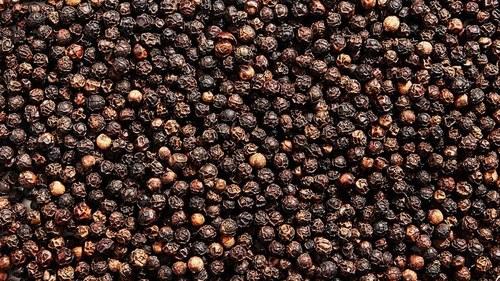 Fresh Raw Black Pepper
