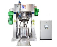 Industrial Planetary Chemical Mixer Machine