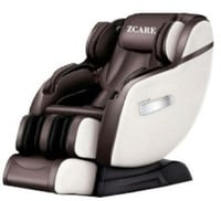 4D Massage Chair With Real Long Sl Track
