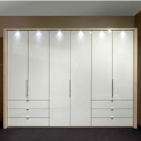 Contemporary Design Wooden Wardrobe