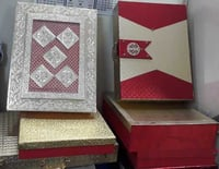 Customized Paper Gift Boxes