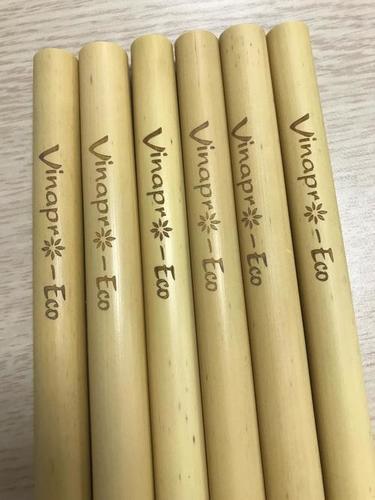 100% Natural Biodegradable Bamboo Straws