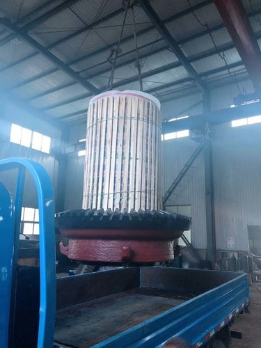 Gyratory Crusher Eccentric Sleeve Certifications: Iso9001