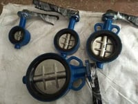 Compact Design Butterfly Valve