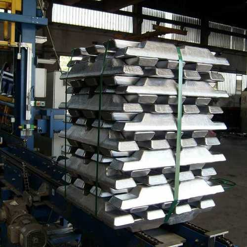 Industrial Rectangle Aluminium Ingot
