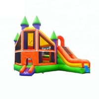 5006343 Inflatable Bouncer With Slide Combo For Toddlers