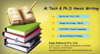 M.Tech & Ph.D Thesis Writing Support