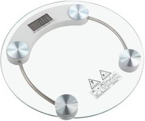 Personal Round Weighing Scale