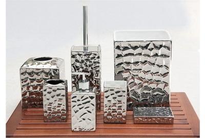 Ceramic 7 Piece Bath Set Collection