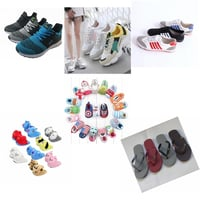 Kids And Men Shoes