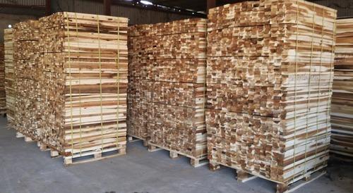 Optimum Strength Acacia Sawn Timber
