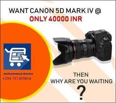 EOS 5D Mark IV Camera (Canon)
