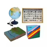 Labcare Geographical Charts and Models