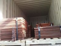Pure Copper Cathodes Sheet