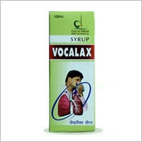 Vocalax Syrup