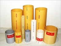 UPVC Water Pipes Fittings