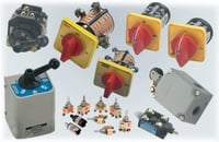 Electrical Rotary Switches