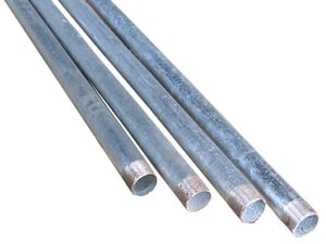 G.I. Steel Conduit Pipes