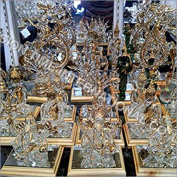 Glass God Statues