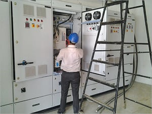 Variable Speed Drives Control Panel